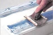 ¿Podemos hacer un efecto madera sobre cualquier superficie?