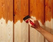 ¿Se puede teñir cualquier tipo de madera?